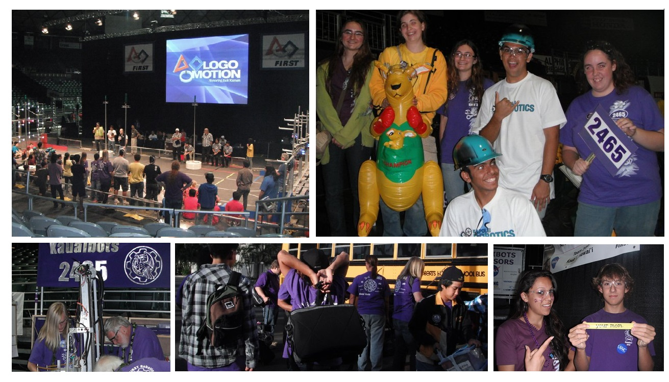 robotics 2011 collage